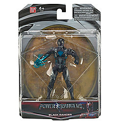 "Power Rangers Movie 5"" Action Figure - Black Ranger"