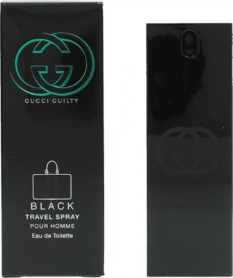 Gucci Guilty Black Pour Homme Eau de Toilette (EDT) 30ml Spray For Men