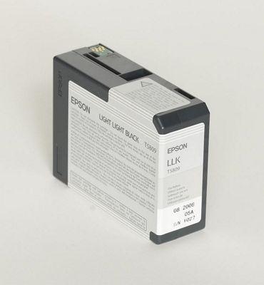 Epson T5809 UltraChrome K3 Light Light Black Ink Cartridge C13T580900