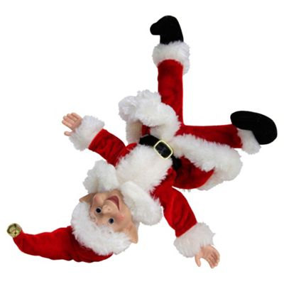 30cm Bendable Christmas Elf for the Shelf Decoration