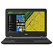 "Acer Aspire ES  11"" Intel Celeron 2GB RAM 32GB Storage with Office 365 and 1TB OneDrive cloud storage - Black"