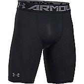 Under Armour Heatgear Long Comp Shorts - Black
