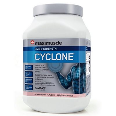 Cyclone 840g Chocolate