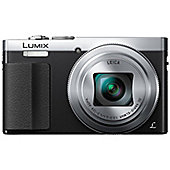 Panasonic Lumix DMC-TZ70 (12.1MP) Superzoom Digital Camera - Silver