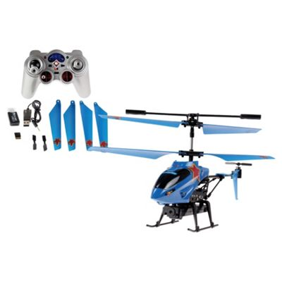Revell Control RC Moovee Helicopter with Gyro, Video Camera & Memory Card