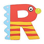 Tatiri Crazy Bird Letter R (Red)