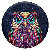 PopSockets - Official Expanding Stand and Grip for Smartphones and Tablets - Owl