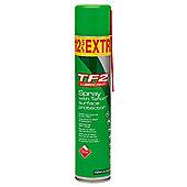Weldtite TF2 Spray Lube + Teflon - 400ml