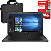"HP 250 G5 15.6"" Laptop With BullGuard Internet Security & Case"