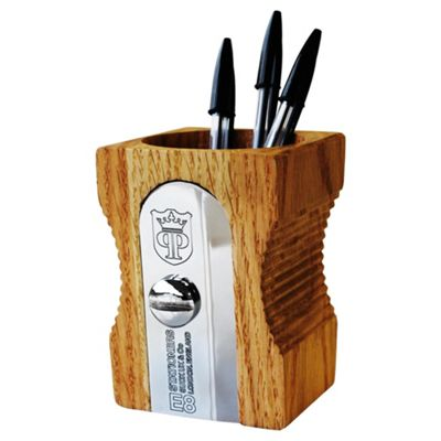 Suck Uk Pencil Sharpener Desk Tidy Pot