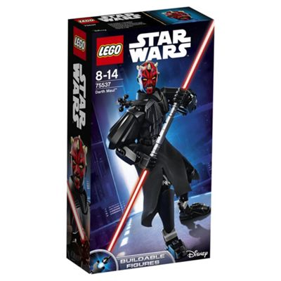 Lego Constraction Star Wars Darth Maul? 75537