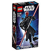 LEGO Constraction Star Wars Darth Maul? 75537