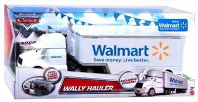 Disney Pixar Cars - Wally Hauler (blv13)