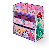 Disney Princess Multi Bin Storage