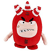 Oddbods Voice Activated Walking Talking Plush - Fuse