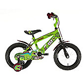 "Townsend Rex 14"" Wheel Single Speed Bike Green"