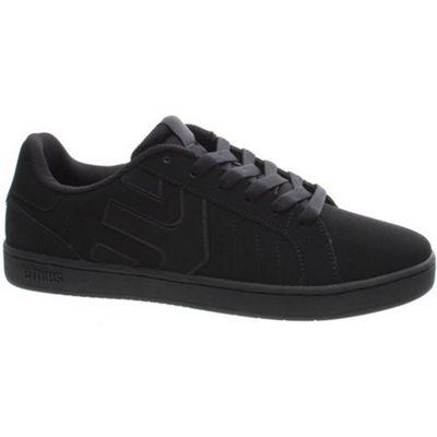 Etnies Fader LS Black/Black/Black Shoe