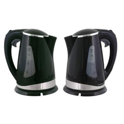 Lloytron E895BK 1.7 litre 2.2kw 360 Cordless Kettle - Black