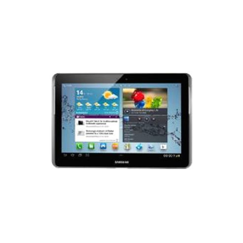 Samsung Galaxy Tab 2 (10.1 inch) Tablet PC Dual Core 1.0GHz 16GB WLAN BT Camera Android 4.0 (Black/Silver)