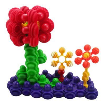 Bigjigs Toys Educational Linking Balls - 280 Pieces