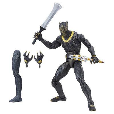 Marvel Legends Series Erik Killmonger Figure