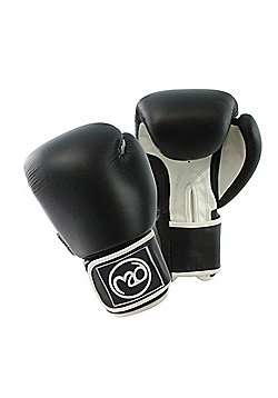 Fitness Mad Leather Pro Sparring Gloves 10oz