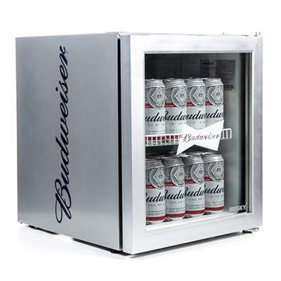 Husky Budweiser Drinks Cooler, HUS-HM72-HU