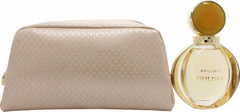 Bvlgari Goldea Gift Set 90ml EDP + Pouch For Women