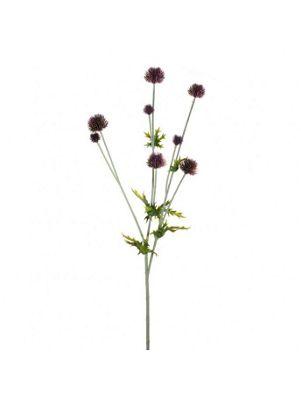 Artificial - Cottage Garden Thistle - Purple