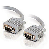 Cables to Go Premium Shielded HD15 15 m M/M SXGA Monitor Cable
