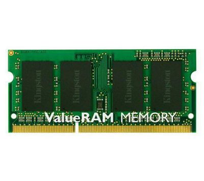 Kingston 4GB 1066MHz DDR3 SODIMM Memory Module