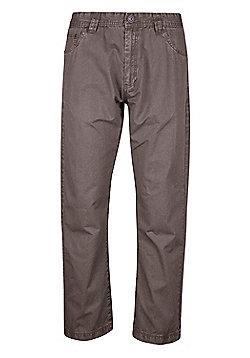 Mountain Warehouse River Mens Short Length Trousers - Beige