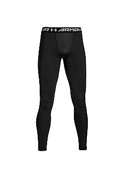 Under Armour Coldgear Compression Leggings - Black