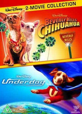 Beverly Hills Chihuahua / Underdog (DVD Boxset)
