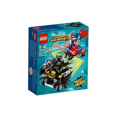 LEGO Mighty Micros: Batman™ vs. Harley Quinn™ - 76092