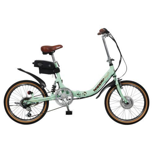 Hopper Shopper SE Electric Bike, Green