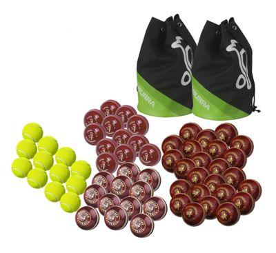 Kookaburra Cricket Coaching Pack 4, Youth