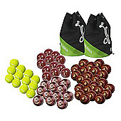 Kookaburra Cricket Coaching Pack 4, Youth