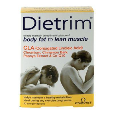 Vitabiotics Dietrim 60 Soft Gel Capsules