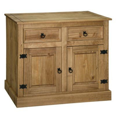 Home Essence Windmill 2 Door and 2 Drawer Sideboard