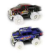 Street Players Furious Rampage Vehicle 2 Pack