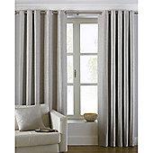 Riva Home Atlantic Eyelet Curtains - Natural