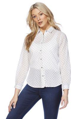 Regatta Meena Shirt White Multi 12