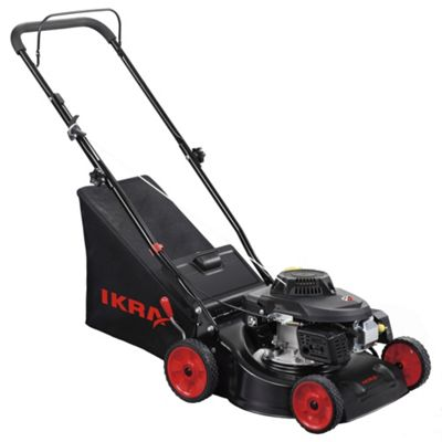 buy ikra lamborghini petrol lawnmower from our petrol lawn mowers