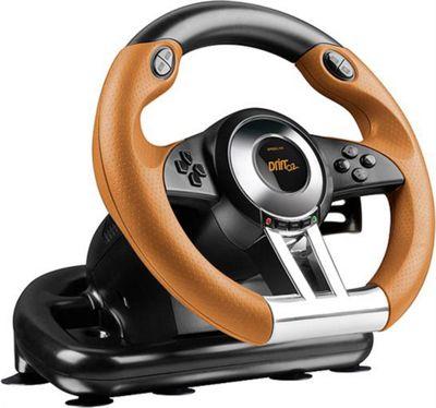 SPEEDLINK Spee Lenkr. DRIFT O.Z. Racing Wheel PS3 black-orange
