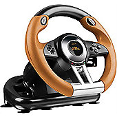 SPEEDLINK Spee Lenkr. DRIFT O.Z. Racing Wheel PS3 black-orange