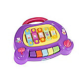 Peppa Pig My First Piano Toy PURPLE