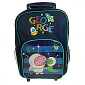 Peppa Pig George 'Astronaut' Wheeled Bag