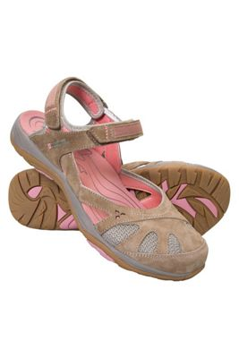 Mountain Warehouse Jasmine Covered Toe Womens Sandals ( Size: Adult 04 )