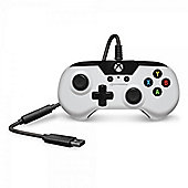 Hyperkin X91 Wired Gaming Controller White Xbox One or PC or Tablet